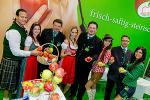 Das war die Fruit Logistica 2013!